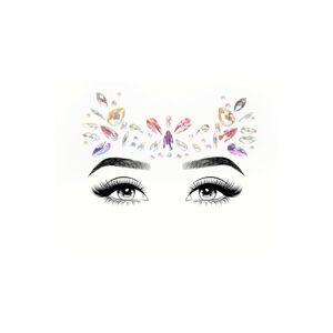 Nalepovací šperky na obličej EYE017