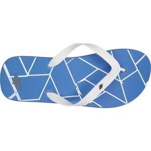 4F KLM001 modrá 41 - Pánské žabky