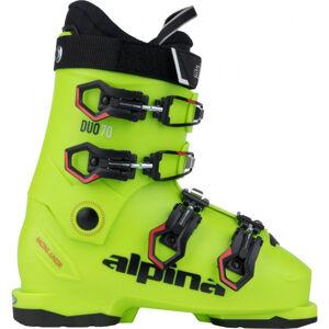 Alpina DUO 70  23.5 - Juniorská obuv na sjezdové lyžování