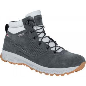 ALPINE PRO AGIM šedá 41 - Pánská městská obuv