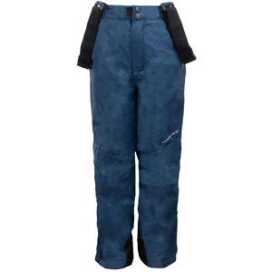 ALPINE PRO ERLO  152-158 - Dětské lyžařské kalhoty