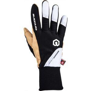 Arcore DISPATCH béžová XL - Zimní rukavice na běžky