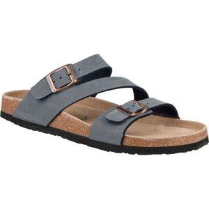 Aress GINA šedá 36 - Dámské pantofle