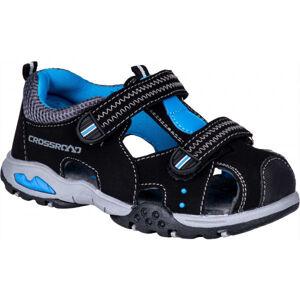 Crossroad MIRABEL černá 32 - Dětské sandály