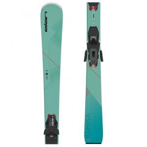 Elan ILUMINA PS + ELW 9  158 - Dámské sjezdové lyže