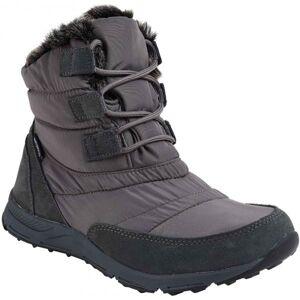 Lotto CYNTHIA LOW tmavě šedá 38 - Dámská zimní obuv
