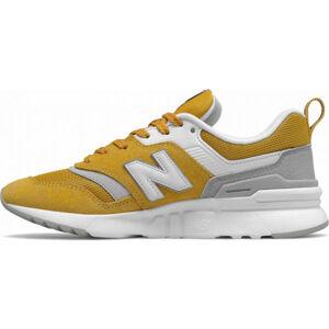 New Balance CW997HAN oranžová 5 - Dámská volnočasová obuv