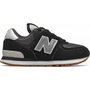 New Balance PC574SPT černá 13 - Dětská volnočasová obuv