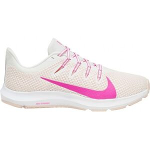 Nike QUEST 2 béžová 7.5 - Dámská běžecká obuv
