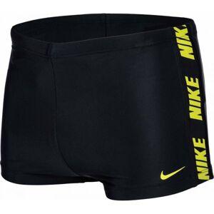 Nike LOGO SPLICE černá 5 - Pánské plavky
