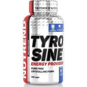 Nutrend TYROSINE 120 KAPSLÍ  NS - Aminokyselina