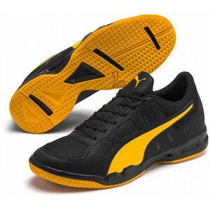 Puma AURIZ černá 10.5 - Pánská volejbalová obuv