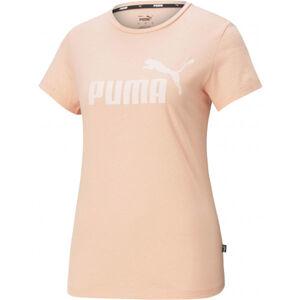Puma ESS LOGO TEE (S)  XL - Dámské triko