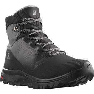 Salomon VAYA BLAZE TS CSWP  5 - Dámská zimní obuv