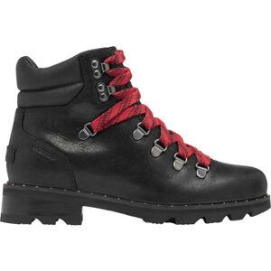 Sorel LENNOX HIKER ROUGE  5.5 - Dámská zimní obuv