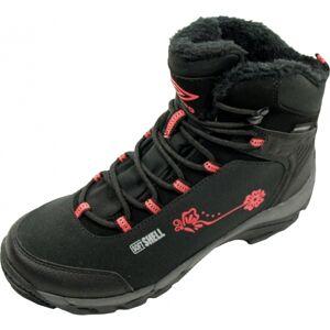 Umbro LEI černá 37 - Dámská softshellová obuv